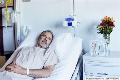cancer man in bed liver cancer how to spot the symptoms and what treatment