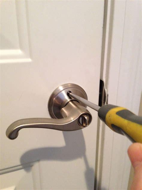 How To Tighten A Door Knob by How To Solve 3 Simple Cold Weather Door Problems Door