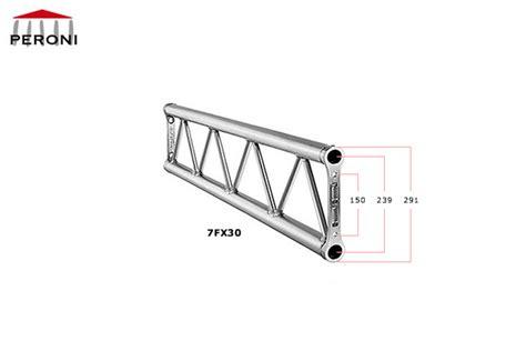 traliccio americano 7fx30 flat trusses 29 cm aluminium trusses peroni
