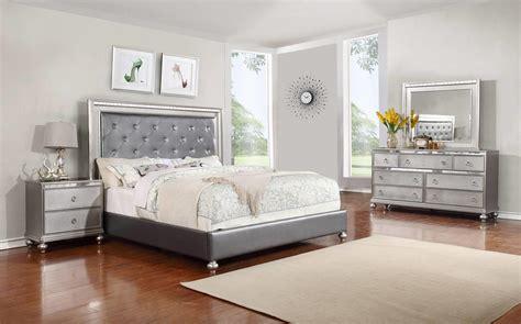 4 piece queen bedroom set glam 4 piece queen bedroom set rotmans bedroom group worcester boston ma