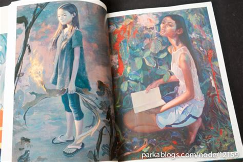 book review pareidolia a retrospective of beloved and new works by james jean parka blogs