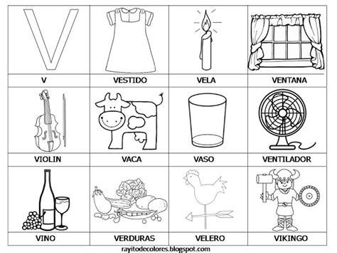 imagenes que empiecen con la letra v objetos que se empiezan con la letra v imagui