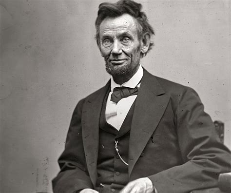 how is was abraham lincoln in ft in or cm