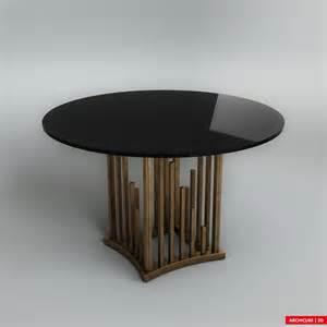 Dining Table 3d Model Dining Table 3d Model Max Obj Fbx Cgtrader