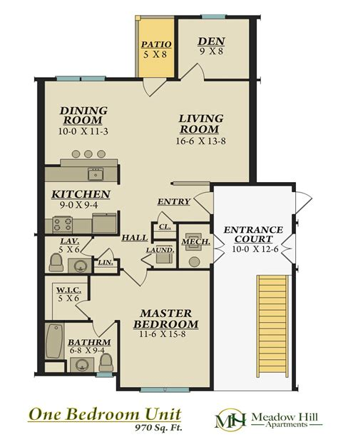 one bedroom apartments with den apartments for rent chester ny floor plans meadow hill apartmentsmeadow hill apartments