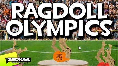 ragdoll olympics best olympics ragdoll olympics with simon