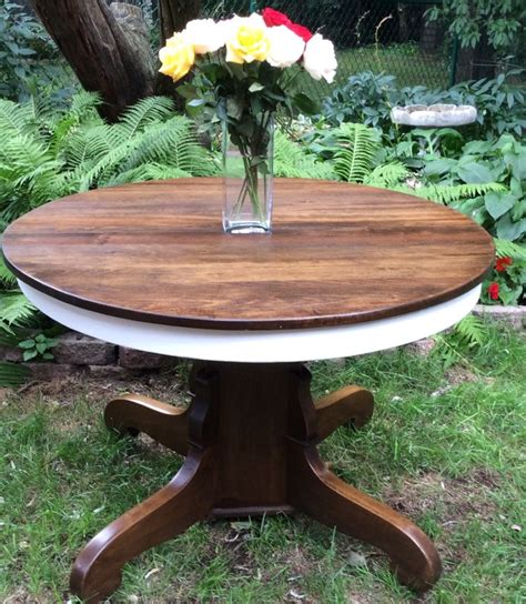 black stained walnut wood pedestal for round glass top 25 best ideas about pedestal tables on pinterest round