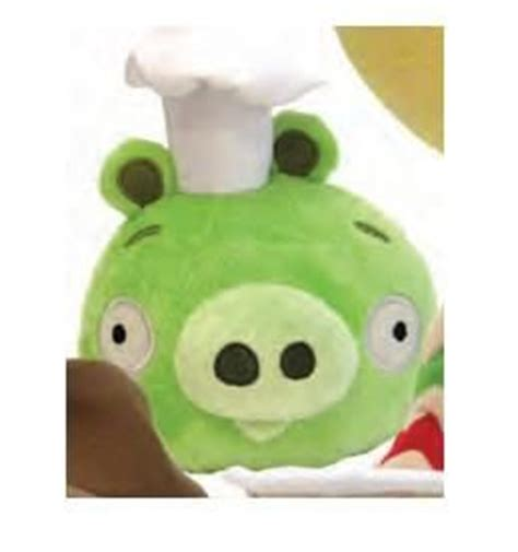 Special Edition Mp3 Pig Mp3 Player Angrybird angry birds pigs 6 inch mini plush figure pig with chef