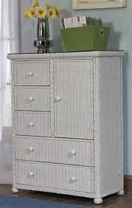 5 drawer 1 door wicker chest elana white wicker maybe