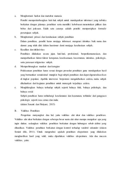 Psikologi Eksperimen By Liche Seniati Dkk Psikologi metode eksperimen dalam psikologi