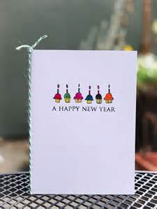10 beautiful diy greeting cards for new year 4over4