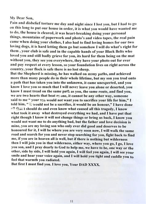 Letter Saying Goodbye To A Best Friend