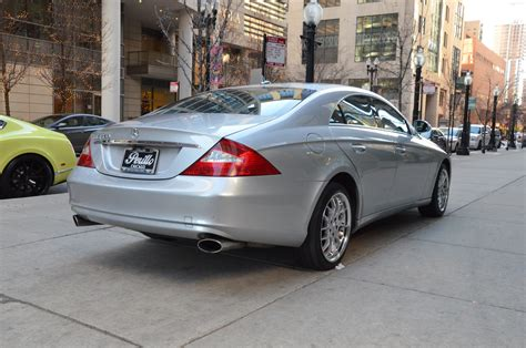2007 mercedes cls550 for sale 2007 mercedes cls class cls550 stock m405a for sale