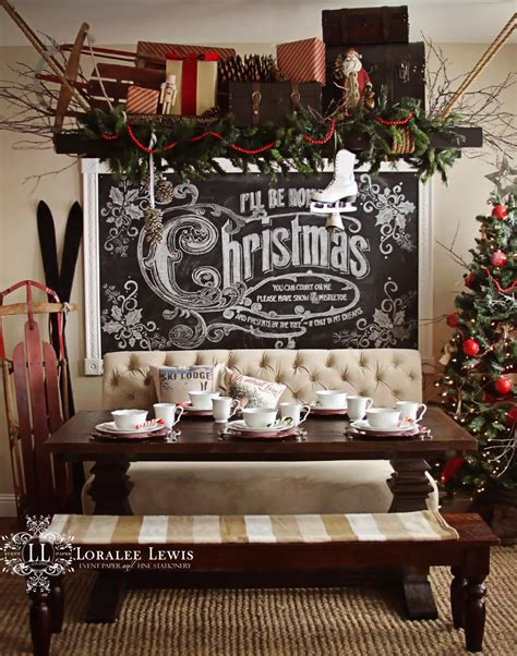 kitchen island centerpiece christmas holiday my kitchen for the holidays with a quick chalkboard how to