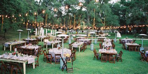 outdoor barn wedding venues southern california the oak grove at saddlerock ranch weddings