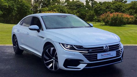 Used 2017 Volkswagen Arteon R Line 2 0 Tsi 190ps Dsg For