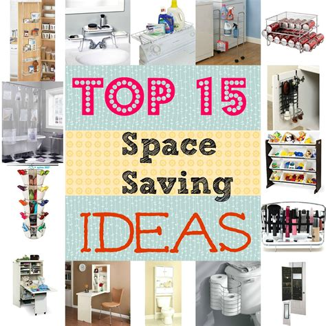 Space Saving Ideas | 28 space saving ideas for small 30 clever space