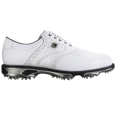 footjoy golf shoes footjoy 53673 dryjoys tour golf shoes white on sale