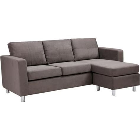small sectional sofa walmart sectional option for basement more affordable option