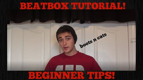 tutorial how to beatbox beatbox tutorial beginner tips youtube