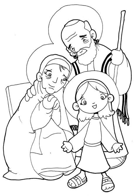 santa anna coloring page dibujos para catequesis san joaqu 205 n santa ana y la