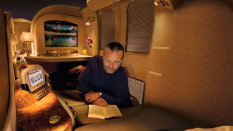 emirates q class airline review emirates first class suite