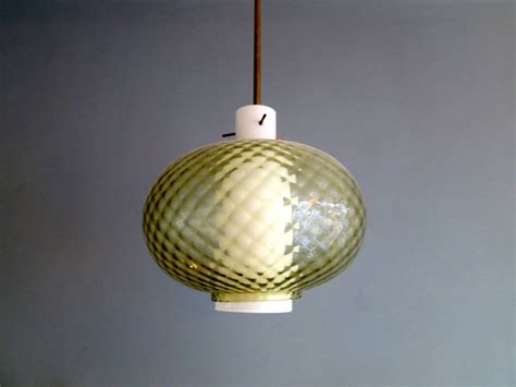 Murano Pendant Lights Pair Of Murano Glass Pendant Lights At 1stdibs