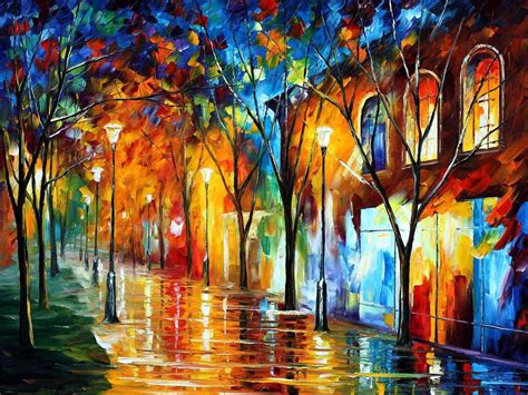 biography of artist famous chill energy palette knife oil painting on canvas by