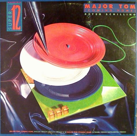 schilling major tom coming home vinyl at discogs