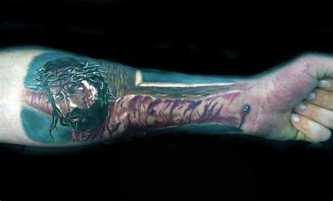 tattoo 3d cristo 63 best 3d jesus tattoo designs and ideas collections