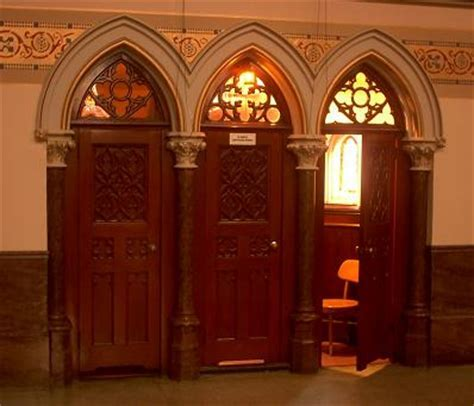 Another Attempt to Break Down the Doors to the Confessional