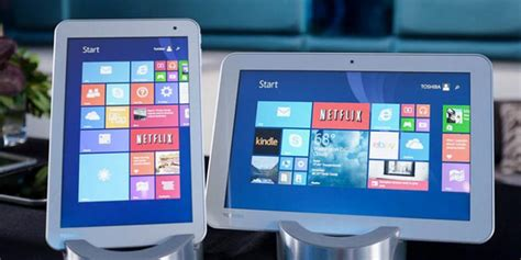 Tablet Ukuran 10 Inci toshiba bikin tablet windows murah kompas