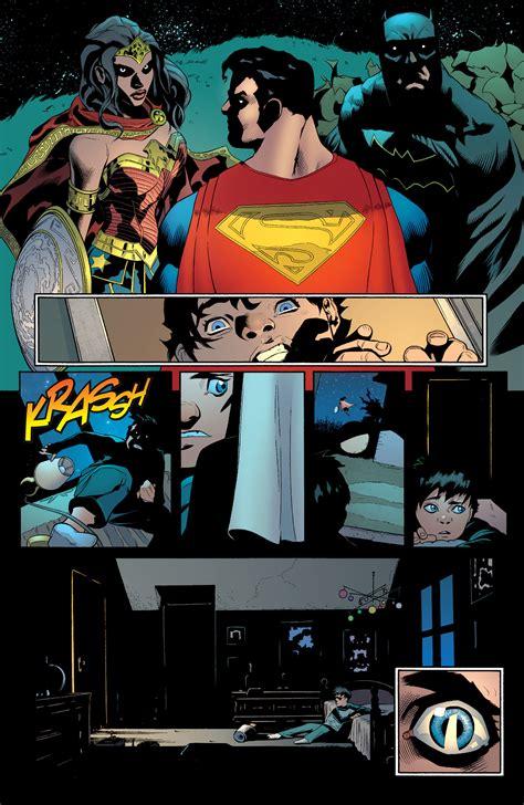 Superman Vol 3 Multiplicity Rebirth Tp Tomasi Comic Komik Dc Book superman 1 batman 1 dc comics rebirth spoilers review what is dc rebirth s up to