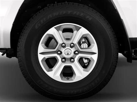 2014 Toyota 4runner Wheels Image 2014 Toyota 4runner Rwd 4 Door V6 Sr5 Natl Wheel