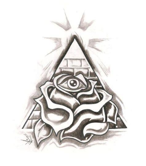 est tattoo ideas drawings brubwynus illuminati pyramid eye drawing www pixshark com images