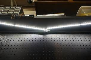 project magnetic mounted led light strips