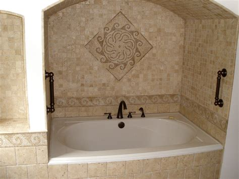 tiling ideas for a bathroom 30 pictures of bathroom tile ideas on a budget