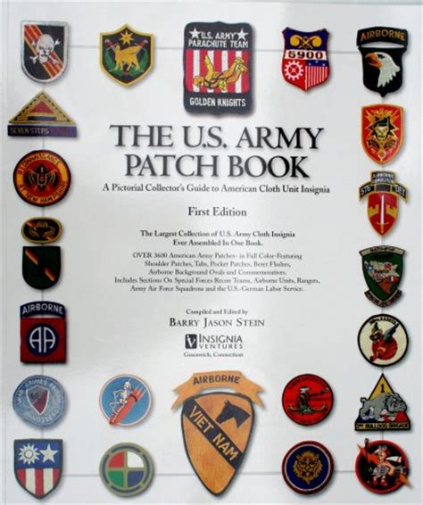 Thai Military Patches The U S Army Patch Book