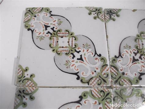 cenefas antiguas 4 azulejos baldosas hidraulicas antiguas con comprar