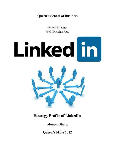 Keystone Strategy Mba Linktedin by Global Strategy Linkedin