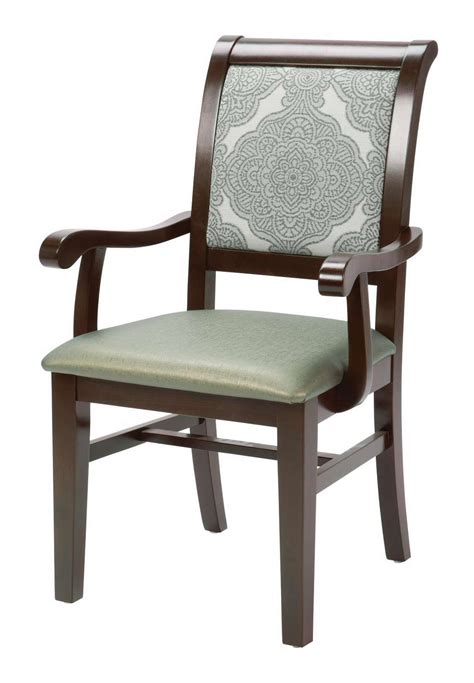 Dining Chair With Casters Kensington Dining Chair With Front Casters Maxwell