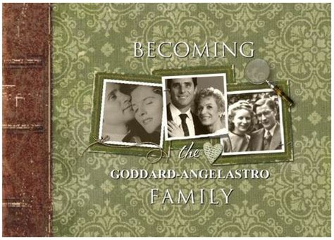 family reunion book template 11 awesome digital scrapbooking layouts