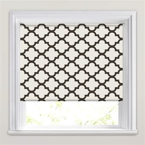 Funky Kitchen Blinds Uk Luxurious Traditional Black White Patterned Roller Blinds