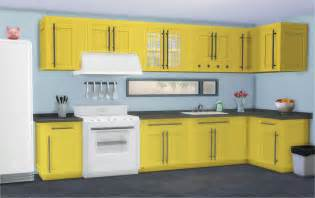 Kitchen Island With Refrigerator veranka s ts4 downloads bayside kitchen today i bring