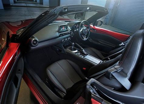 Miata Interior Parts by 2018 Mazda Mx 5 Miata Photos Accessories Review Price