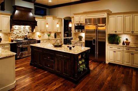 Dark Brown Cabinets Kitchen by 42 Best Kitchen Design Ideas With Different Styles And