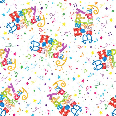 happy birthday material design happy birthday fabric holladaydesigns spoonflower