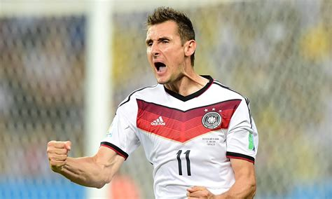 Tshirt Klose miroslav klose 2018 haircut beard weight