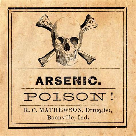 etiketten apothekerflaschen arsenic poison by neverlandjewelry on deviantart