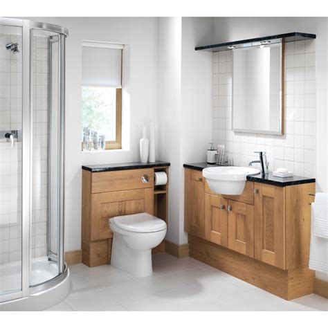 Ellis Dominica Winchester Oak Ellis From Homecare Bathroom Furniture